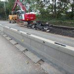 Carriageway excavation