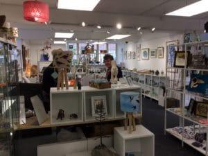 Inside ACEarts shop