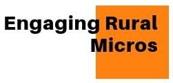 Engaging Rural Micros logo