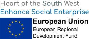 Enhance Social Enterprise European Regional Development Fund logo