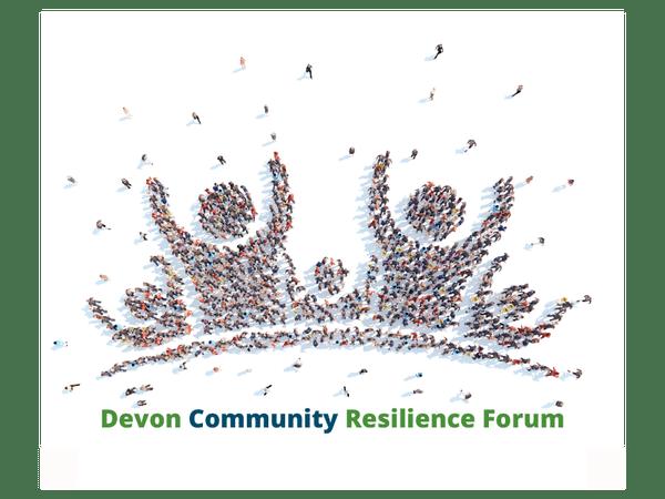 Devon Community Resilience Forum logo