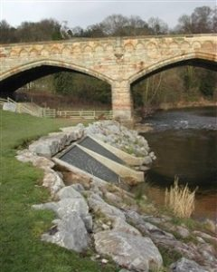 Outfall Structure on river