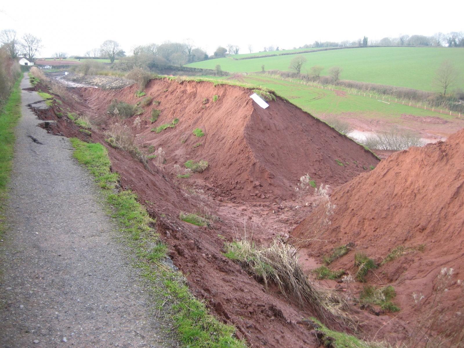 Canal Breach - November 2012