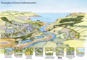 Examples of Green Infrastructure