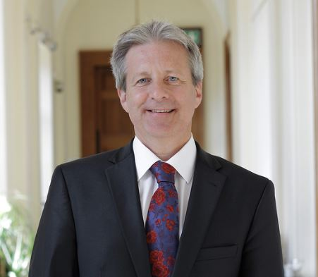 Photo of Dr Phil Norrey, Chief Executive of Devon County Council