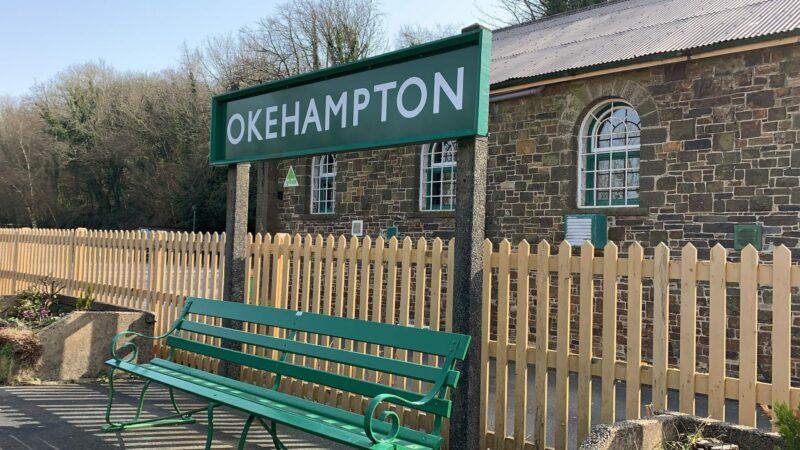 Photo of Okehampton Rail Station