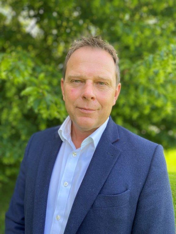 Steve Brown, Director of Public Health Devon