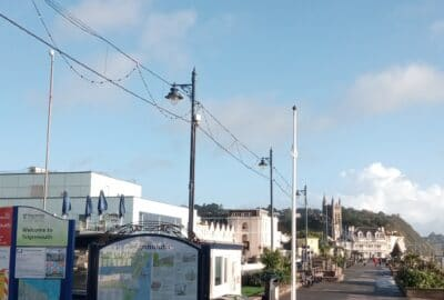 Photo of Teignmouth seafront