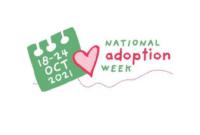 National Adoption Week 2021 logo