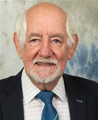 Councillor George Gribble