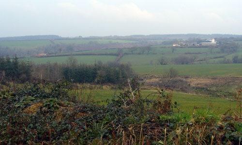 broadbury ridges landscape picture