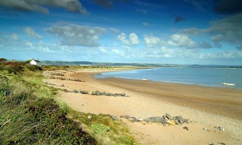 taw torridge estuary landscape picture