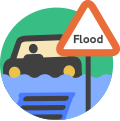 Flooding and blocked drains