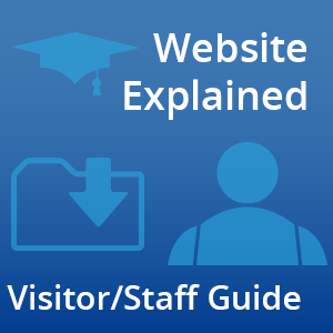 visitor staff guide