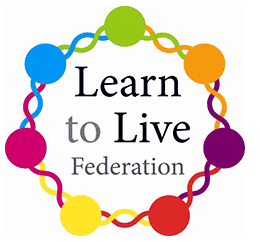 learn to live federation logo