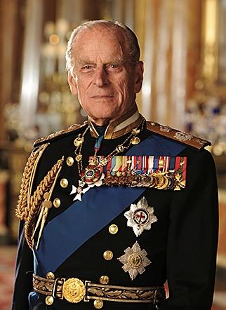 Portrait of the Duke of Edinburgh