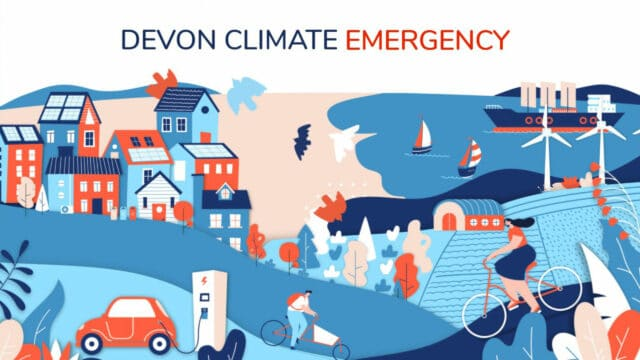 climate emergency homepage banner
