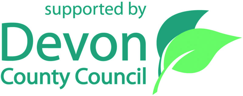Supported by Devon County Council