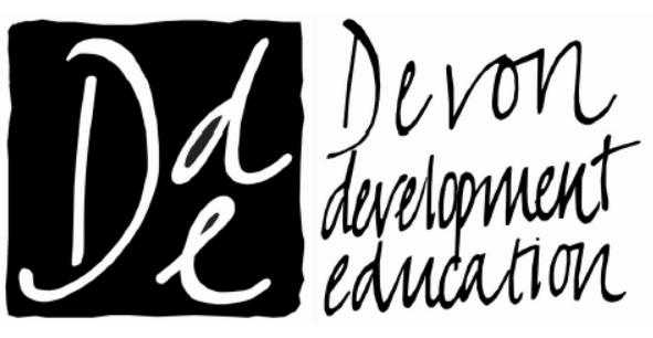 Devon Development Education