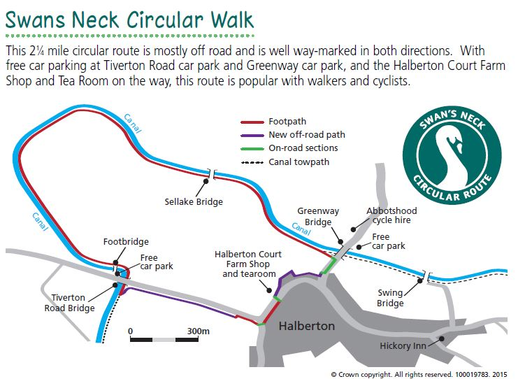 Swans Neck Circular Route