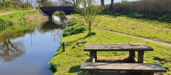 Crownhill picnic site