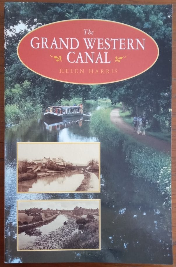 The Grand Western Canal Helen Harris book cover