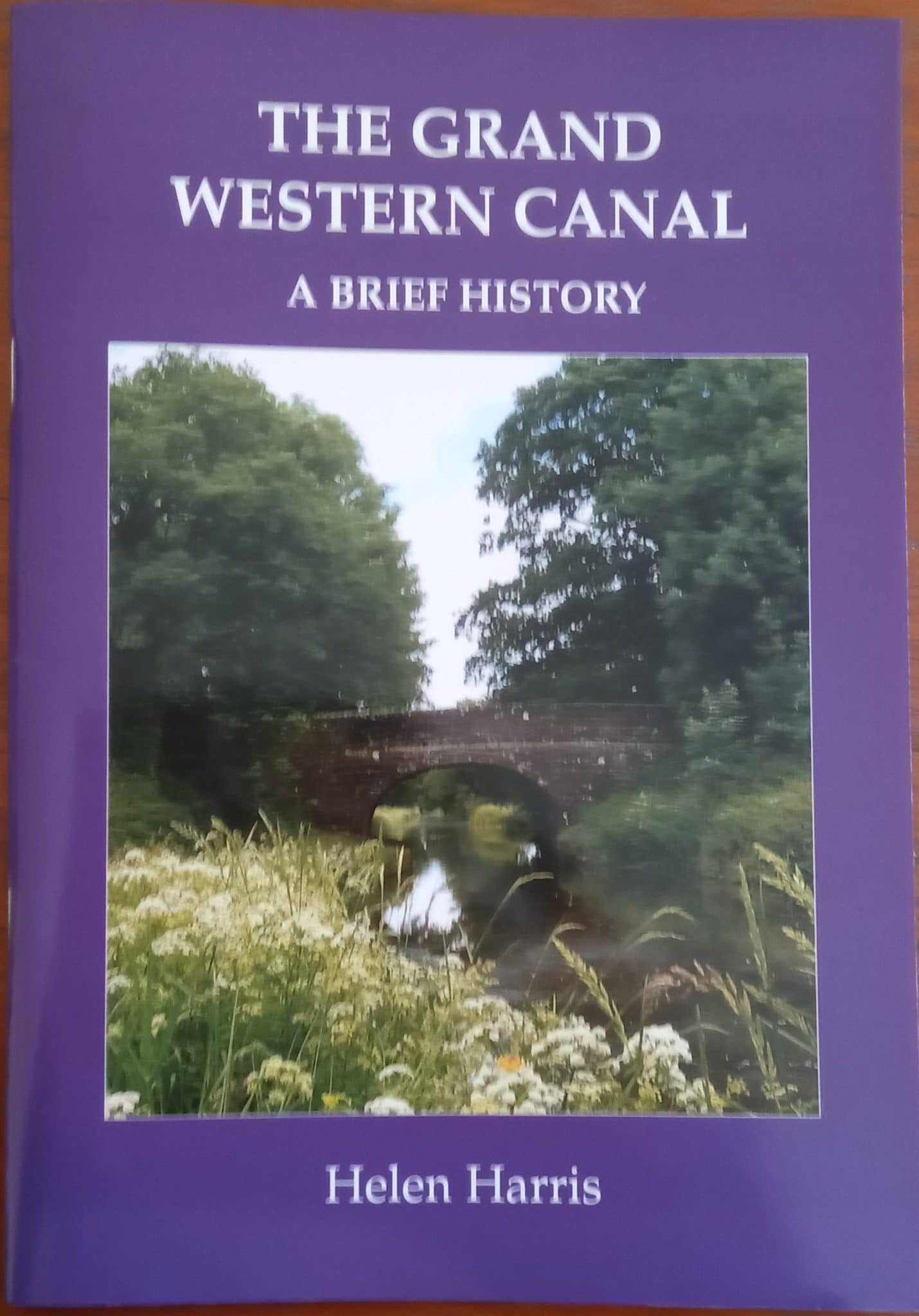 The Grand Western Canal A brief history book cover
