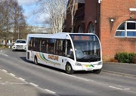 Tidcombe Circular Bus
