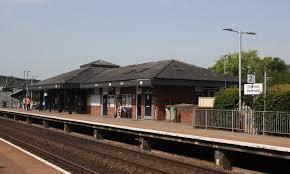 Tiverton Parkway Railway Station