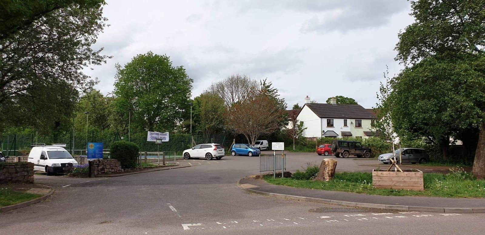 Sampford Peverell Village Car Park
