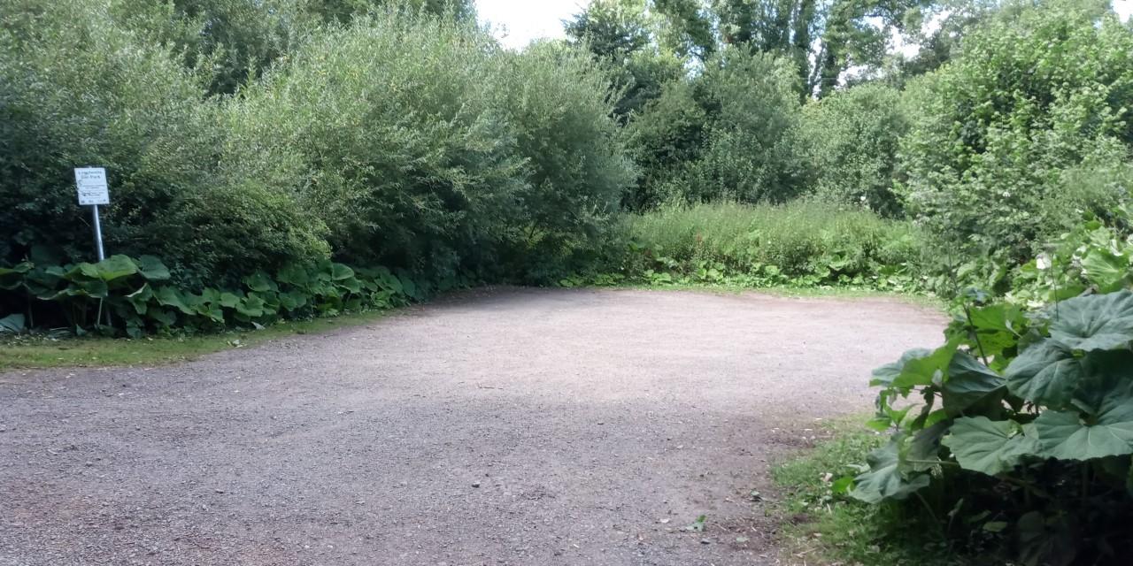 Lowdwells car park