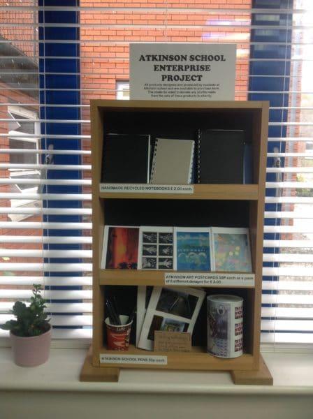 enterprise project displayed