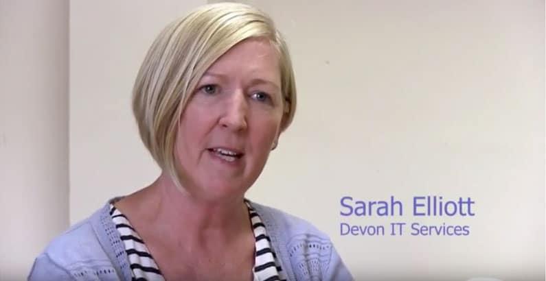 Sarah Elliott - Devon IT Services