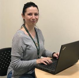 Marta - a newly qualified social worker