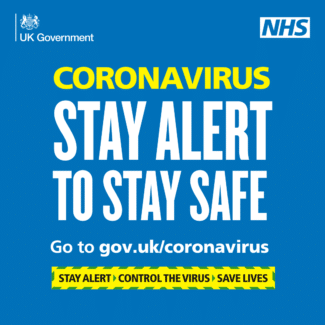 Stay alert to stay safe