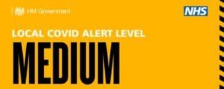 medium alert level