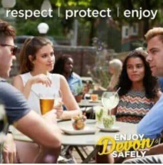 respect Protect Enjoy Devon