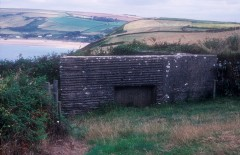US training 'dummy' bunker, Baggy Point