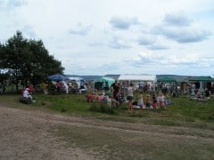 The Heath Week Festival in full swing (© Bill Horner)