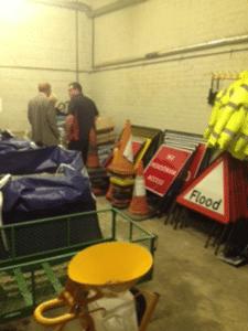 A photo fo Kingsbridge Flood Resilience Store
