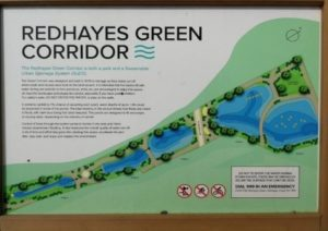 Redhayes Green Corridor.
