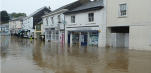 July 2012 flooding in Modbury