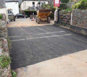 New drainage inlets in Stokeinteignhead