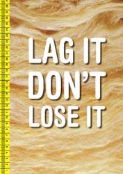 Lag it don't lose it