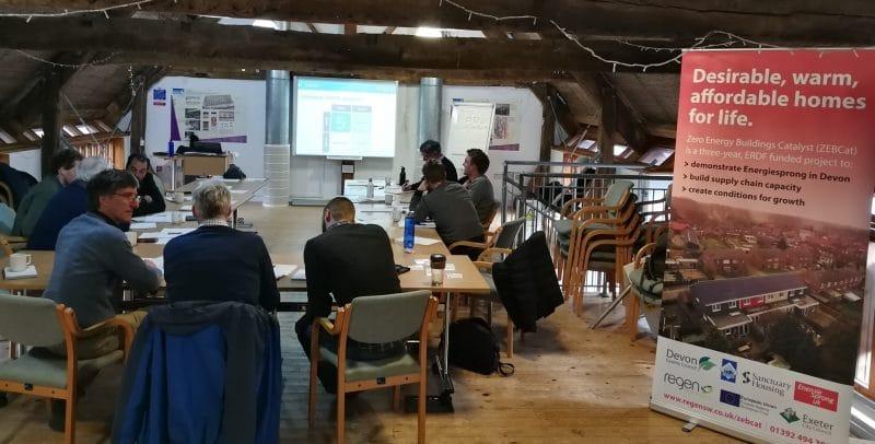 Business support workshop