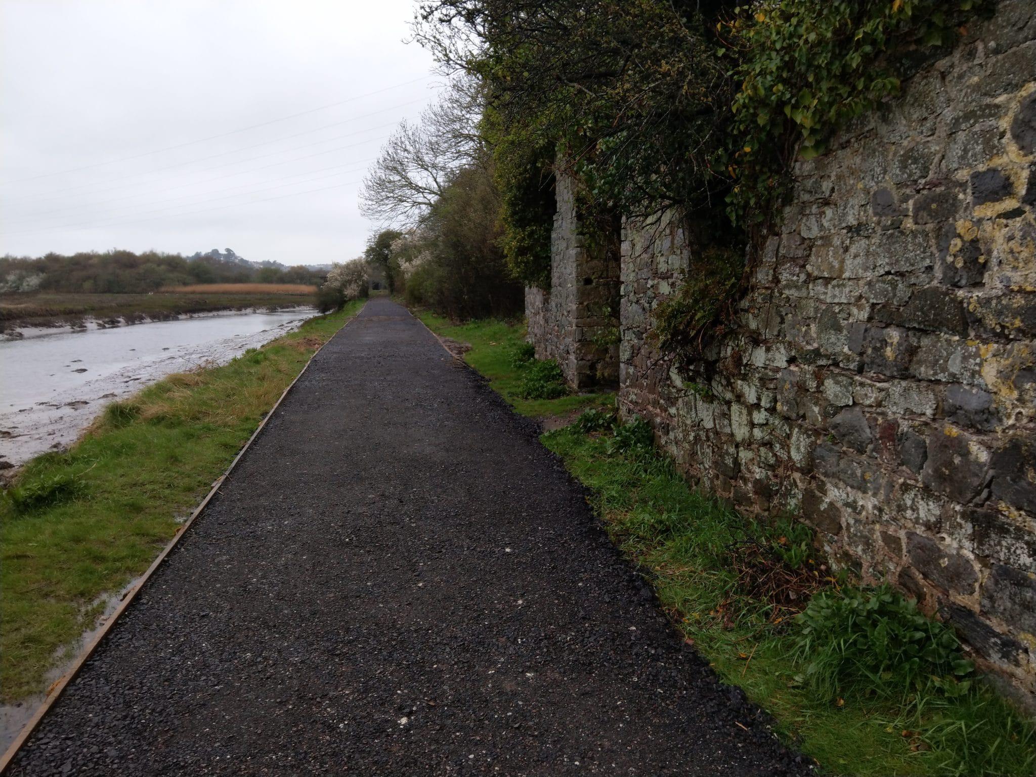 The Teign Estuary Trail: Newton Abbot Racecourse to Passage House Inn