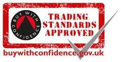 Trading Standards Approved - Buy with Confidence logo