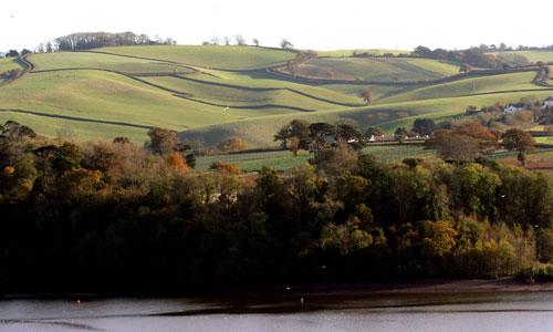 breccia hills landscape picture