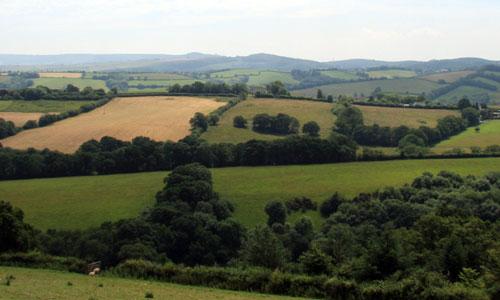 exeter slopes landscape picture