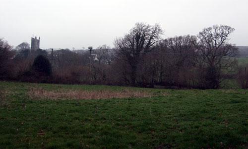 mid avon west dart landscape picture